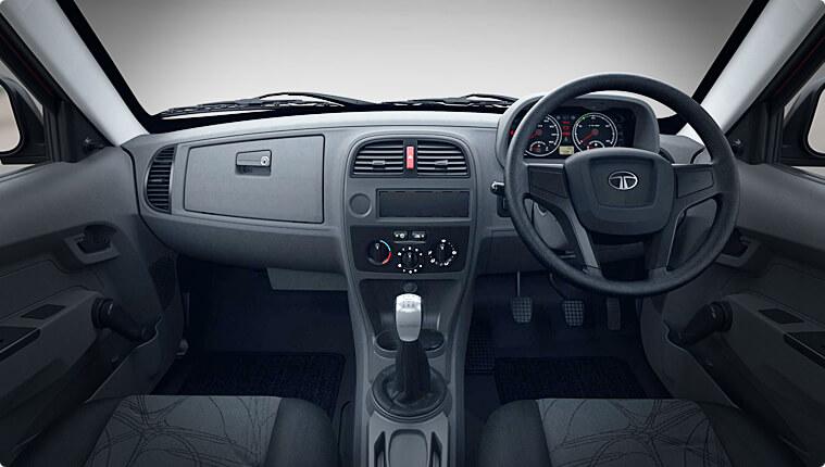 Tata Xenon Dashboard