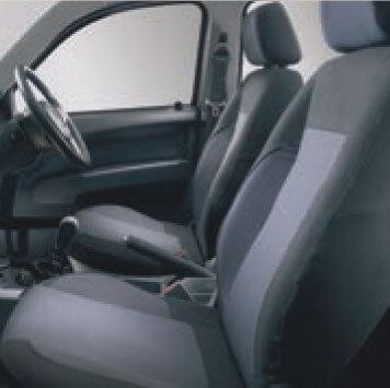 Tata Xenon Seat